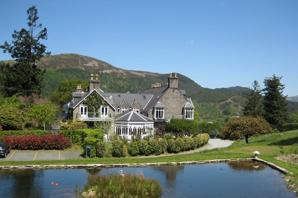 Two Night Break for Two at Penmaenuchaf Hall