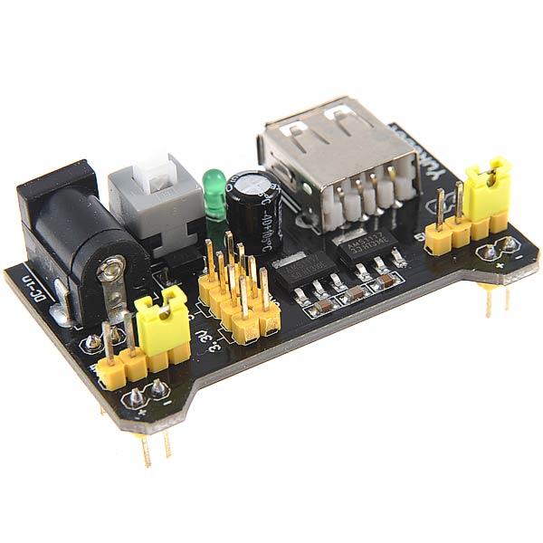 MB102 Breadboard Module Adapter Shield 3.3V/5V For Arduino Board