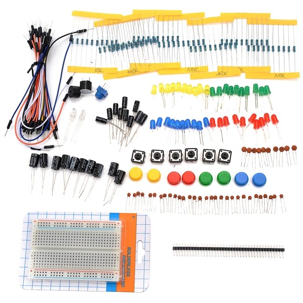 Electronics Fans Package Kit for Arduino