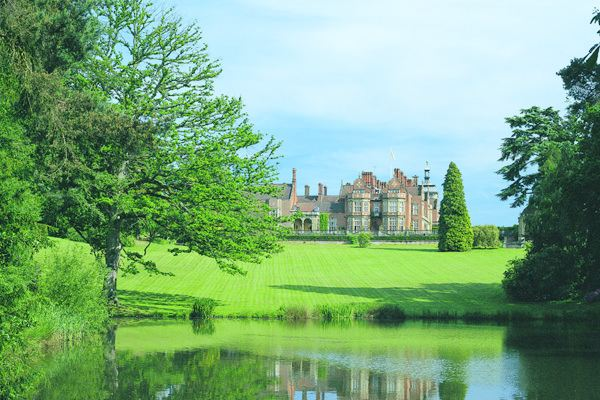 Overnight Spa Break for Two at Tylney Hall