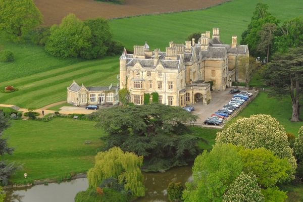 Overnight Hotel Break for Two at Dumbleton Hall