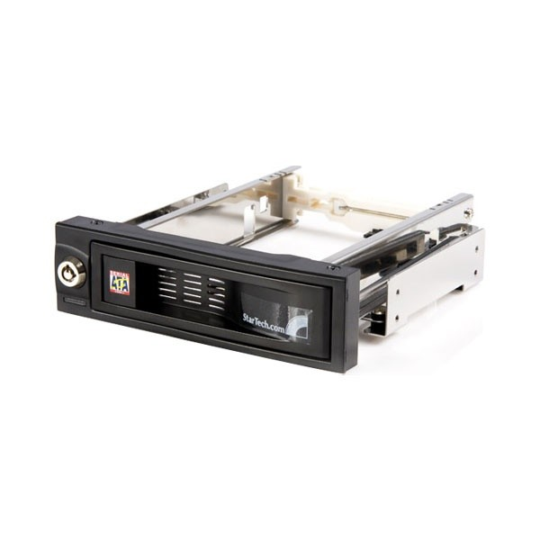 "StarTech 5.25"" Trayless SATA Hot Swap Drive Bay"