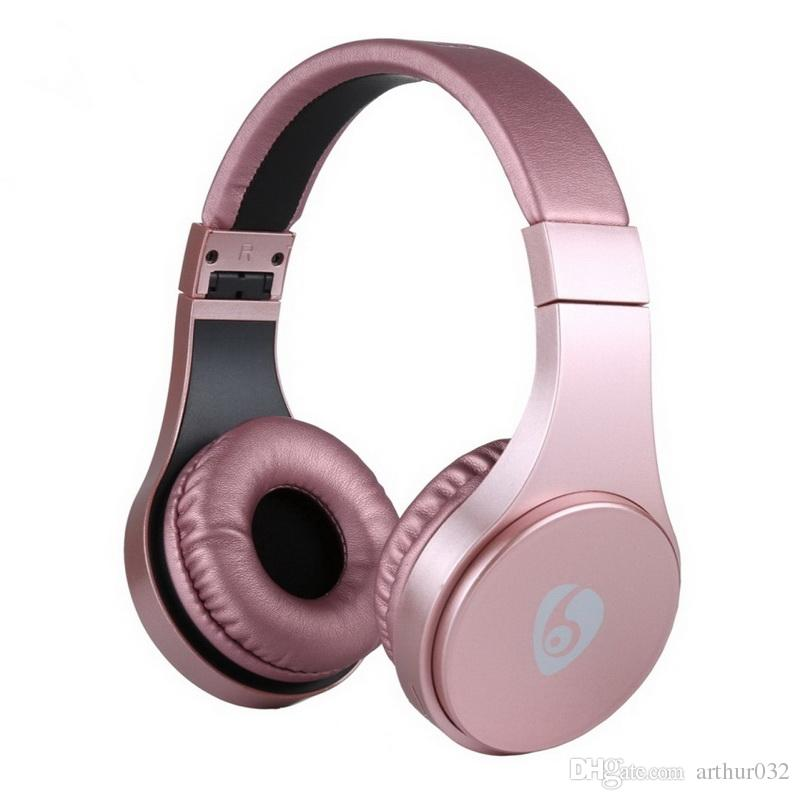 S55 Wireless Headphone Foldable Bluetooth Gaming Headset Stereo Music With Mic Tf Card Headband Earphones Retail Box Better Bluedio Marshall